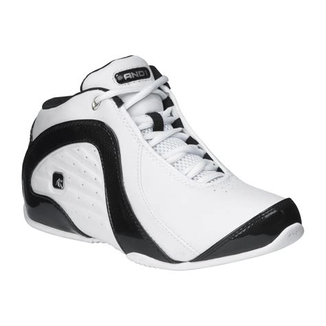 and1 boys basketball shoes and1 boys basketball shoe white black clothing shoes