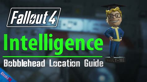 intelligence bobblehead 4 fallout 4 intelligence bobblehead location guide