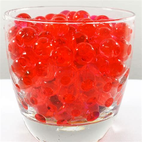 jelly water 120g soil water balls jelly gel home table