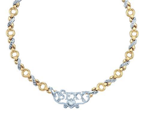 yellow gold silver xoxo necklace bracelet set