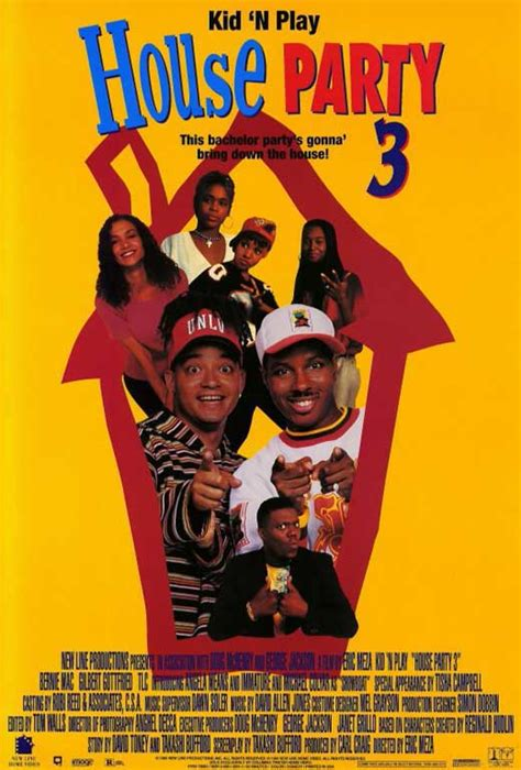 house party movies house party 3 movie posters from movie poster shop