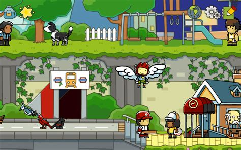 scribblenauts remix free apk play app roundup chromer scribblenauts unlimited and skater tested