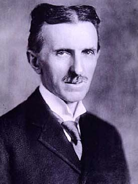 Nikola Tesla Contribution Physicists In History Sciography
