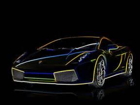 Lamborghini Neon Neon Lamborghini Flickr Photo
