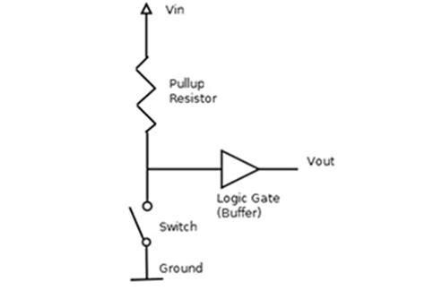 pull up resistor encoder basics design world motion handbook