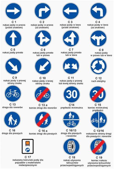 java pattern polskie znaki zdamprawko pl znaki drogowe