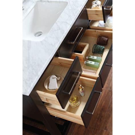 48 Inch Solid Wood Bathroom Vanity Buy Antonia 48 Inch Solid Wood Single Bathroom Vanity In Espresso Hm 13002 48 Wmsq Esp