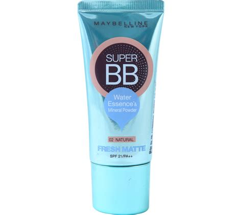 Maybelline Bb Fresh Matte maybelline bb 02 fresh matte faces