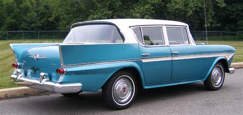 rambler car rambler 1958 the about cars
