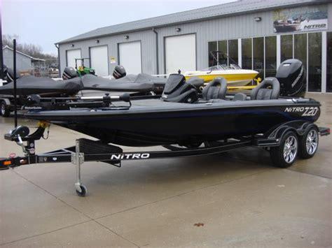 nitro demo boats for sale nitro z series z20 bass boats new in warsaw mo us