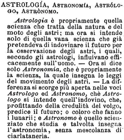 parole di nove lettere astronomo dizionario significato e curiosit 224