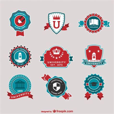 free logo design for university free logo design template vectors photos and psd files