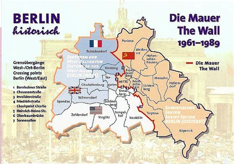 berlin wall map private trade berlin wall map very nice map of