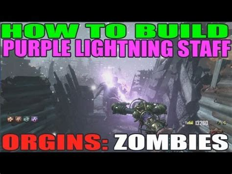 zombie solo tutorial origins how to build purple lightning staff solo guide
