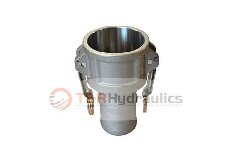 Camlock Aluminium Type E Camlock Selang Hose Barb 2 Quot Type 200c Aluminum Camlock Camlock Adapter X Hose Barb Ebay