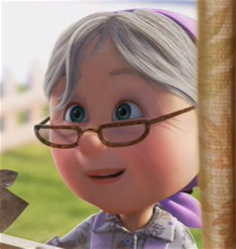 imagenes de ellie up which old lady is your favorite poll results disney