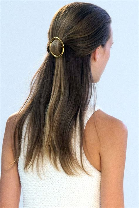 simple hairstyles with hair accessories hair trends 2015 designer hair accessories hairstyles