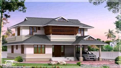 house design kerala youtube kerala style house nadumuttam youtube