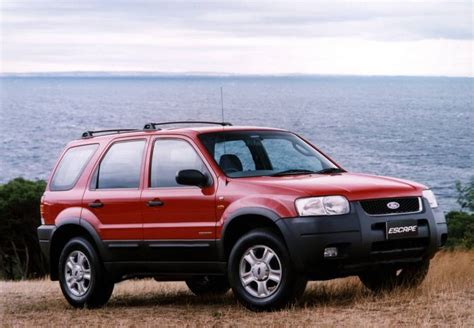 how can i learn about cars 2001 ford escort spare parts catalogs review ford escape 2001 12