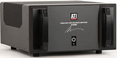 ati  stereo power amplifier reviewed