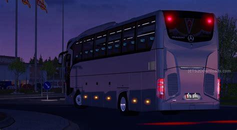 download game ets2 mod bus mercedes benz new travego 2016 ets2 world