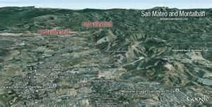 san jose rodriguez rizal map san mateo and montalban secrets of the marikina valley