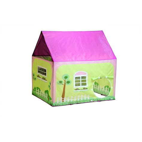 pacific play tent cottage pacific play tents cottage play house 300293 toys at