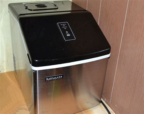 luma comfort ice maker add convenience to your kitchen with the luma comfort
