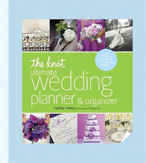 Wedding Planner And Organizer Binder by The Knot Ultimate Wedding Planner Organizer Binder