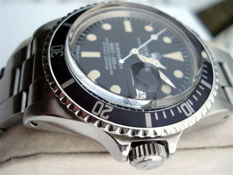 Hackett Watches   Rolex Vintage Submariner 1680/0   Sold