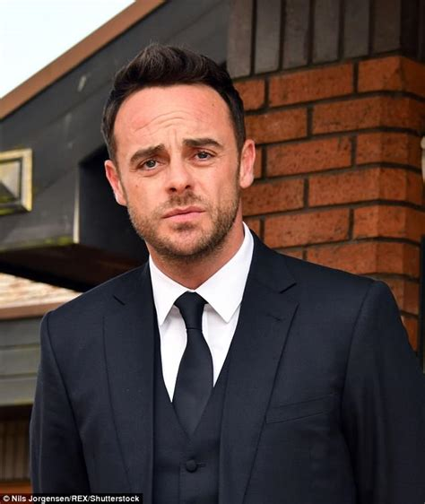 Has Left Rehab ant mcpartlin out of rehab after drink drive daily
