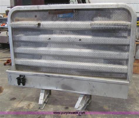 Merritt Headache Rack by Vehicles And Equipment Auction Colorado Auctioneers