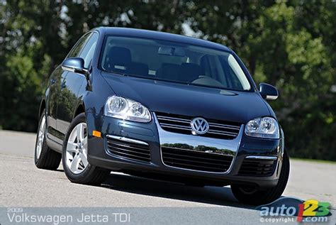 2009 Volkswagen Jetta Tdi Review by Auto123 New Cars Used Cars Auto Shows Car Reviews