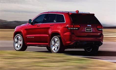 Srt Jeep 2014 2014 Jeep Grand Srt Top Auto Magazine