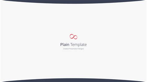 plain templates plain keynote template by prefactory graphicriver