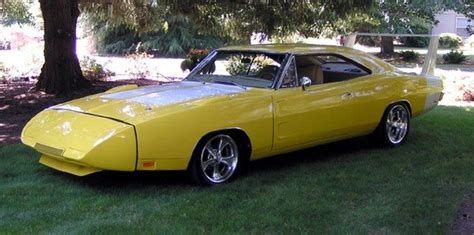 Newtech Large Yellow Car Charger dgjesdal 1969 dodge daytona specs photos modification