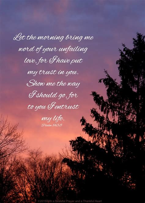 morning  morning  mercies   grateful prayer