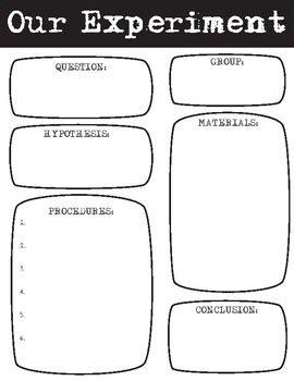 design your own experiment worksheet design your own experiment worksheet worksheets for all