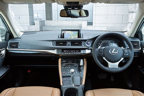 Car Interior Improvements by Lexus Ct Chief Engineer Explains 2014 Model Improvements