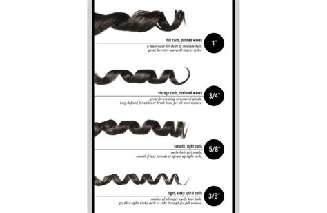 Different Types Of Hair Curlers by How To Use Curling Iron For Hair