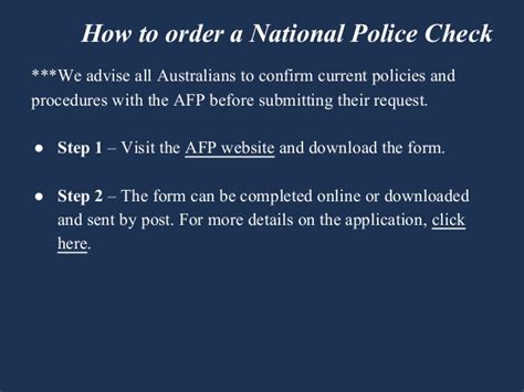 Australian Criminal Record Australia Criminal Record Check Teaching In