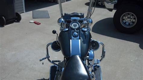 Motorrad Mit Harley Sound by Harley Davidson Softail Deluxe Sound Motorrad Bild Idee