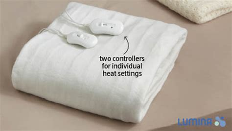 Energy Efficient Electric Blanket by Lumina Electric Blanket Power Consumption Review