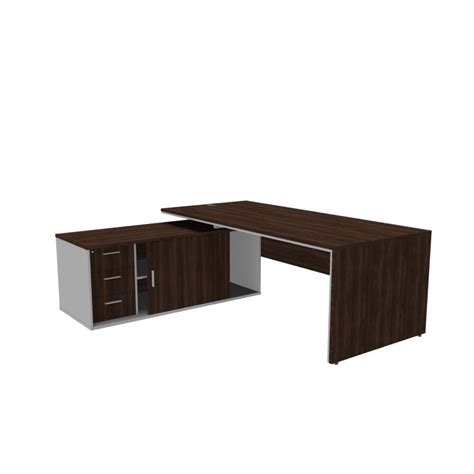 juno executive desk 32mm entrawood office furniture