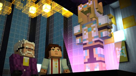 Minecraft Story Mode Episode 1 8 minecraft story mode episode 8 a journey s end launch trailer released capsule computers
