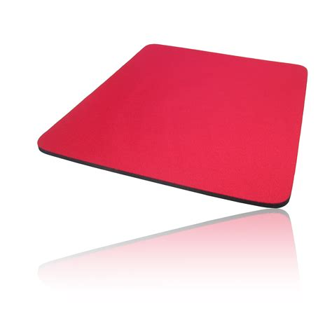 foam cloth covered pc computer mice mouse mat pad