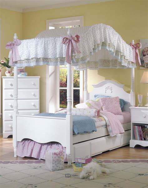 little girl canopy bedroom sets girls canopy bedroom sets photos and video