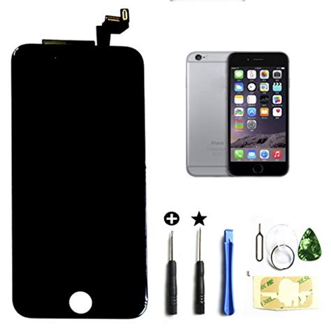 black iphone    retina lcd touch screen digitizer