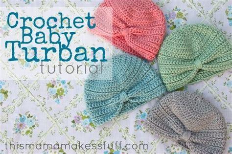 turban crochet tutorial crochet baby turban tutorial thank heaven for little