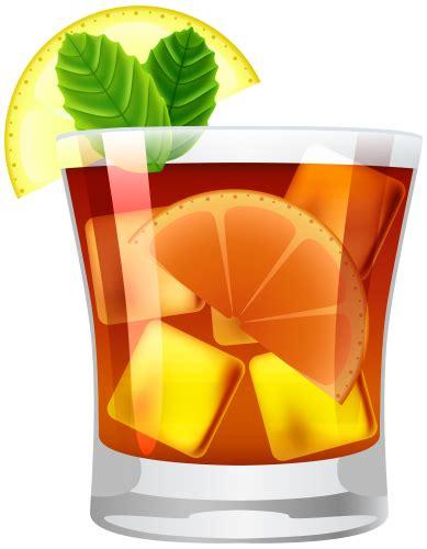 mixed drink clip art cocktail cuba libre png clipart festa havaiana
